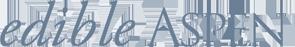Edible Aspen logo